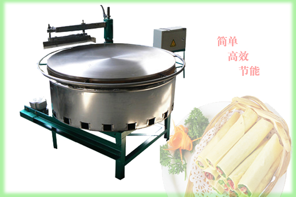 蜂窝煤型煎饼机